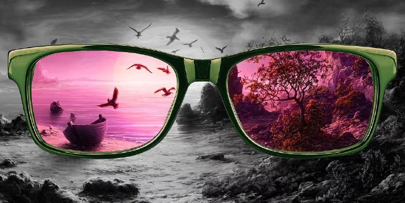 Смотреть на мир через розовые очки никому не приносило пользы