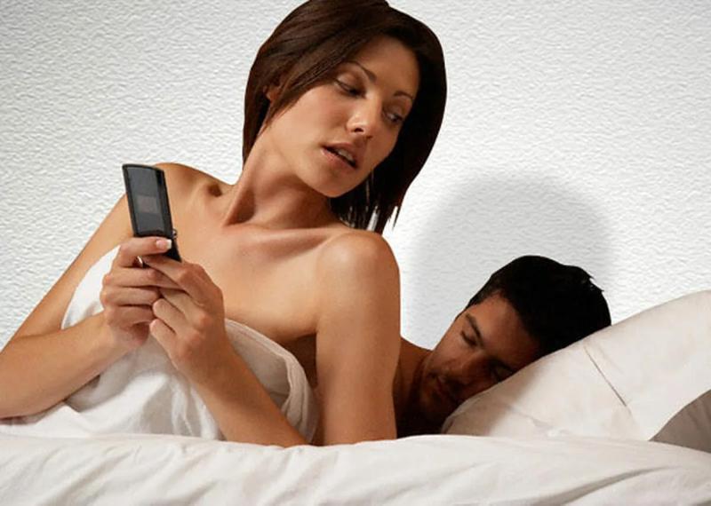 Женщины часто изменяют, чтобы отомстить неверному мужу