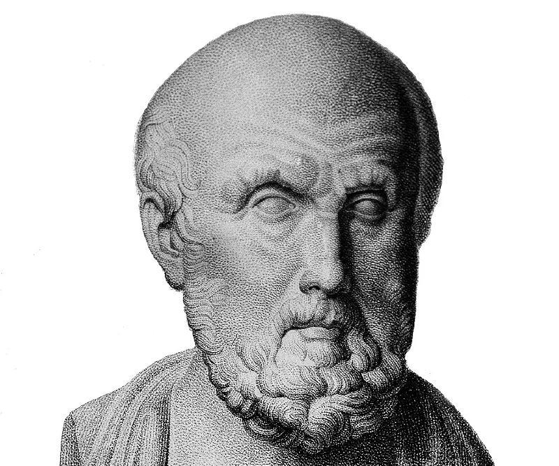 Впервые о темпераменте заговорил еще «отец медицины» Гиппократ