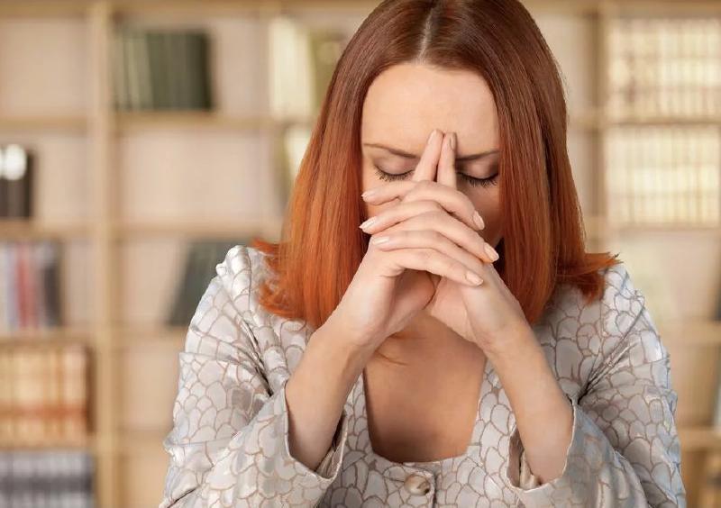 Часто человек переходит грань и начинает тревожиться на пустом месте, без причины